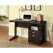 Casual Cappuccino Desk Set