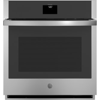 "GE 27"" Built-In Convection Single Wall Oven Stainless Steel - JKS5000SNSS"