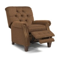 Champion Fabric High-Leg Recliner Product Image