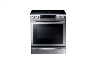 NE58F9710WS Electric Range, 5.8 cu.ft