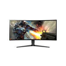 LG 34GK950F-B 34 inch 21:9 UltraGear QHD Curved IPS Gaming Monitor with Radeon FreeSync
