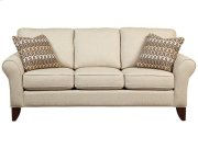 Craftmaster Living Room Stationary Sofas, Three Cushion Sofas Product Image