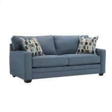 Sleeper Sofa With 2 Pillows