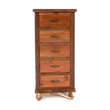 Silverton 5 Drawer Lingerie Chest