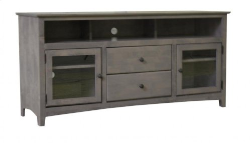"""TV Console 62"""" w/ Sound Bar Opening"""