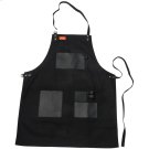 Grilling Apron - Black Canvas & Leather L Product Image