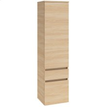 Tall cabinet - Glossy White