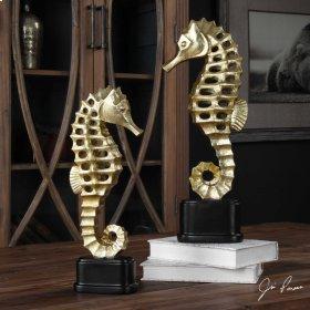 Metallic Sea Horse, S/2