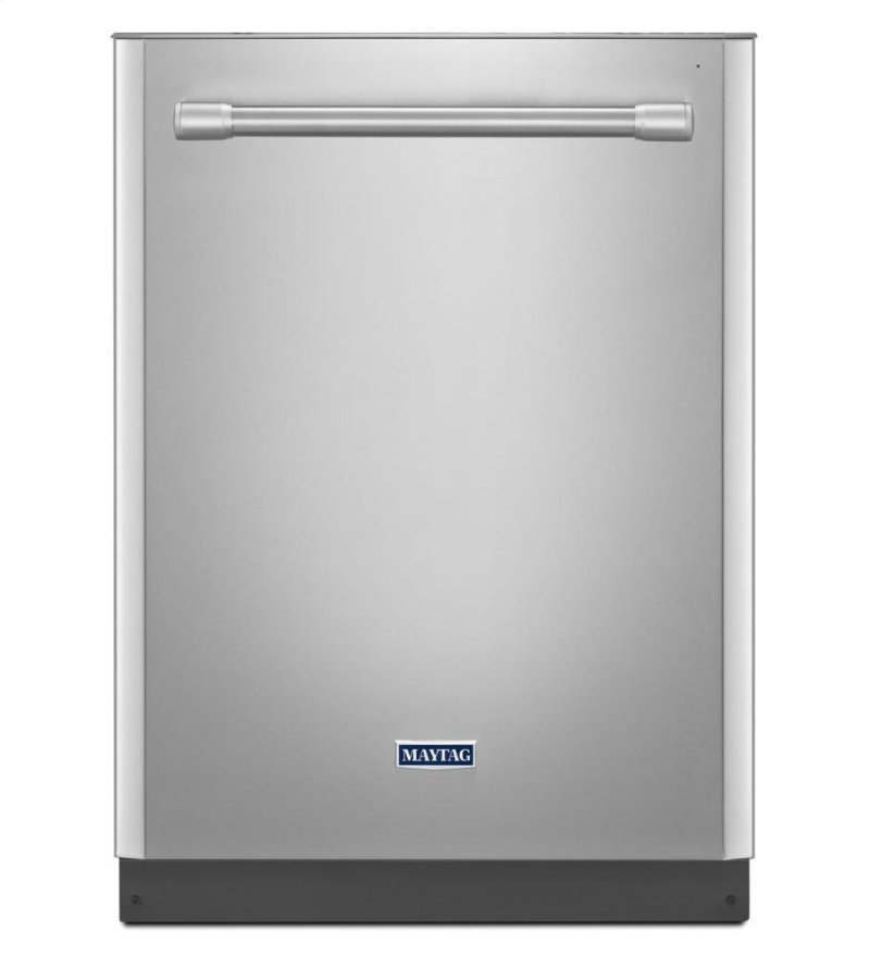 24 Inch Wide Top Control Dishwasher With 4 Blade Stainless Steel Chopper