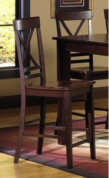 Dining Chairs (2 Per Ctn) - Espresso Finish