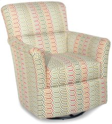 Hickorycraft Swivel Glider Chair (005110SG)