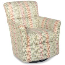 Hickorycraft Swivel Glider Chair (005110SG)
