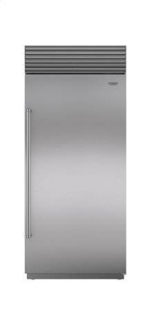 """36"""" Built-In Refrigerator"""