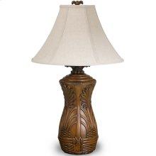 Bali Tropical Table Lamp