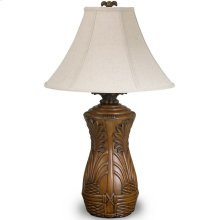 Bali Tropical Table Lamp