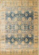 Blue / Gold Rug Product Image