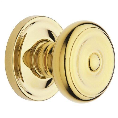 Non-Lacquered Brass 5020 Estate Knob