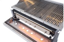 """4 Burner Pro-Sear with IR Natural Gas, 36"""""""