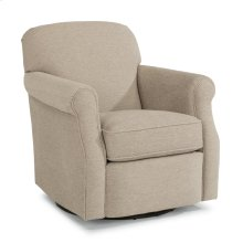 Mabel Fabric Swivel Chair