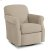 Additional Mabel Fabric Swivel Chair