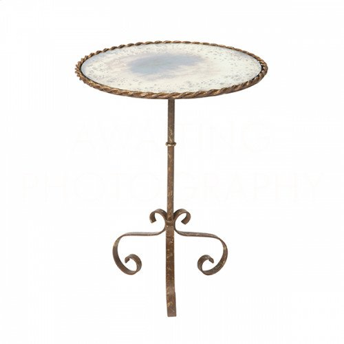 Bolden Rustic Storm Occasional Table