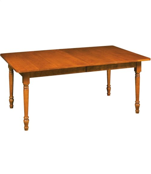 Rectangular Small Extension Table