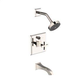 Tub and Shower Trim Leyden (series 14) Polished Nickel (1)