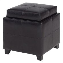 Anton II Storage Ottoman in Brown
