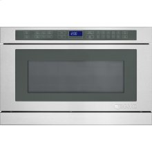 "Under Counter Microwave Oven with Drawer Design, 24"", Stainless Steel"
