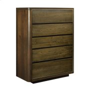 Faulk Five Drawer Chest Product Image