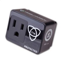 1 surge suppressor power outlet with filter