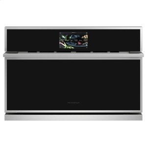 "GE MonogramMonogram 30"" Smart Five in One Wall Oven with 120V Advantium® Technology"