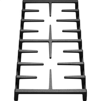 GE Centre Grate for Free-Standing Gas Ranges Black JCXGRATE1