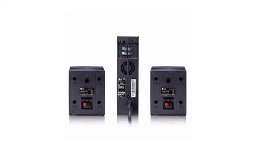 4.1 ch Sound Bar Surround System with Wireless Surround Sound Speakers