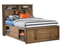 Meramac Library Bed, King