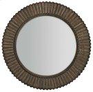 Clarendon Round Mirror in Clarendon Arabica (377) Product Image