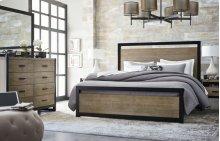 Helix Panel Bed Complete 5/0 - Queen