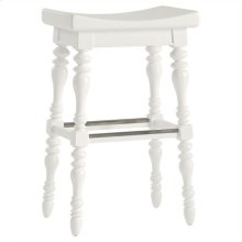 Retreat - 5 O'clock Somewhere Bar Stool In Saltbox White