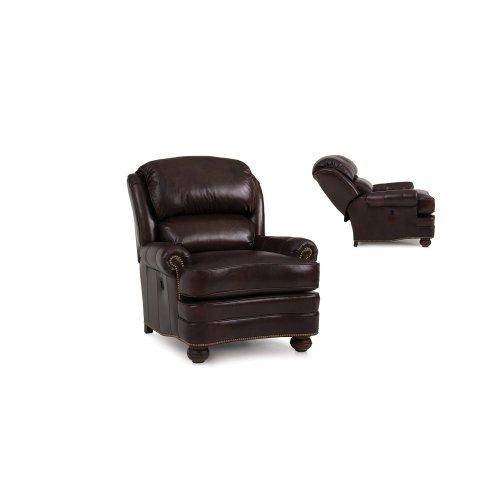 Leather Tiltback Chair