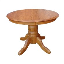 Laminated, Pedestal Table