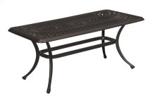 21''x42'' Rectangular Coffee Table