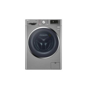 LG 鸭博娱乐s2.3 cu.ft. Smart wi-fi Enabled Compact All-In-One Washer/Dryer