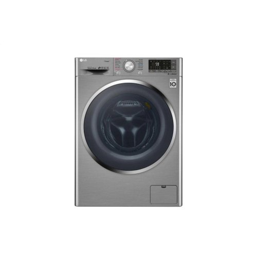 2.3 cu.ft. Smart wi-fi Enabled Compact All-In-One Washer/Dryer