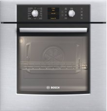 """27"""" Single Wall Oven 500 Series - Stainless Steel HBN5450UC"""