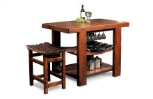 RUSSIAN RIVER KITCHEN ISLAND