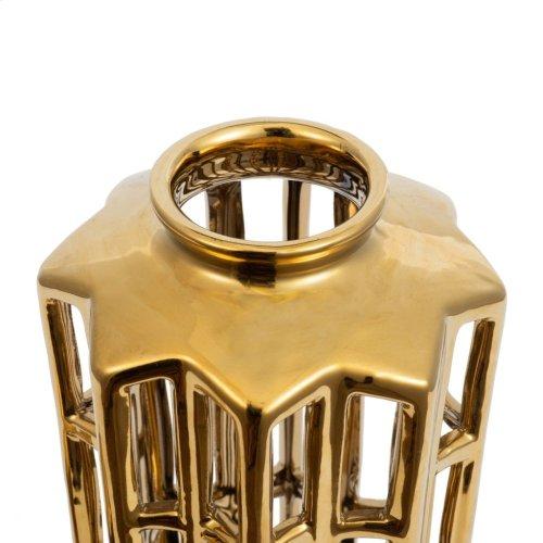 Manzu Lidded Jar