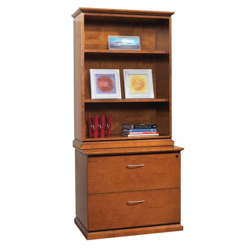 Mendocino 2-drawer Lateral File, 36x24
