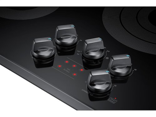 "36"" Electric Cooktop"