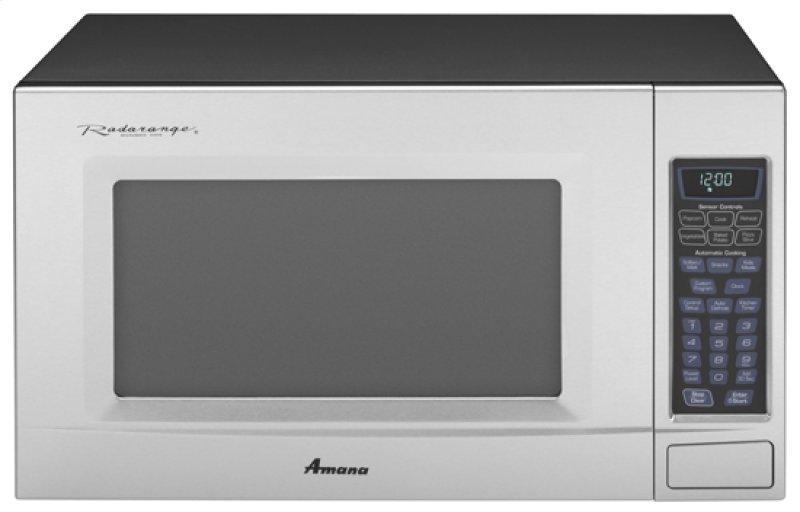 Countertop Microwave Hidden Amana Logo