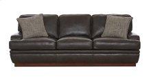 Stinson Three Seat Leather Sofa